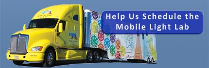 Help us schedule the Mobile Light Lab